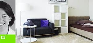 Studio Wohnung auf Zeit mieten in Esslingen. Mieten Sie dieses hochwertige Studio auf zeit in Esslingen. Auch eine kurzfristige mietdauer ist möglich.