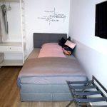 Apartment Ostfildern Kemnat: Schlafzimmer - www.vermietungen-esslingen.de